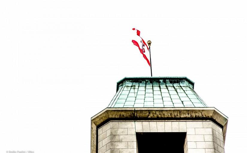Rathaus Flagge